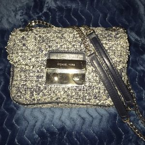 Authentic Michael kors flap bag